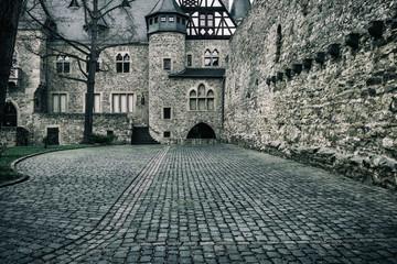 Schloss Alzey Innenhof