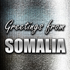 Blue stamp on a glittering background greetings from somalia buy category m4hsunfo