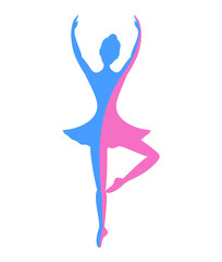 dancer girl symbol