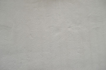 White painted wall texture