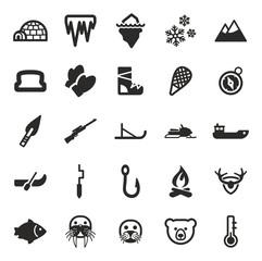 Eskimo Icons