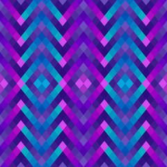 Seamless aztec pattern