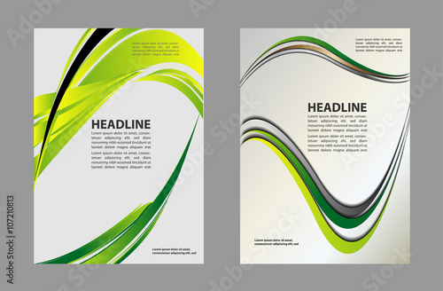professional business design layout template or corporate banner, Presentation Abstract Template, Presentation templates