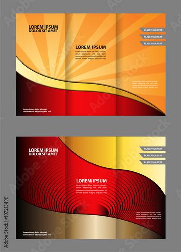 custom brochure templates