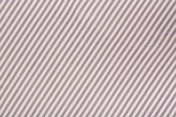 Jeans fabric with diagonal stripes