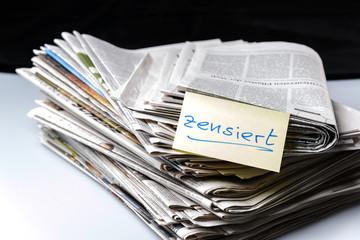 Pressezensur