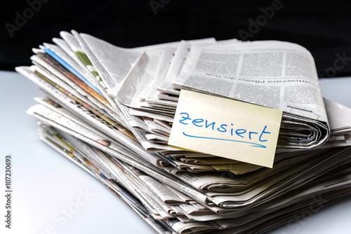 Pressezensur In Deutschland