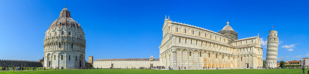 Leaning Tower of Pisa is the campanile, or freestanding bell tower, of the cathedral of the Italian city of Pisa, known worldwide for its unintended tilt.