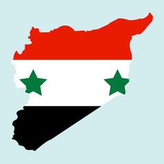 Territory of  Syria