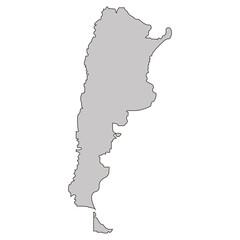 Territory of  Argentina