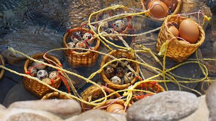 Sankampeang  hot spring