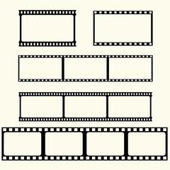 Film tape set