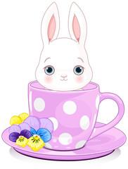 Cup Bunny
