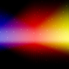 Abstract Colorful Computer Background