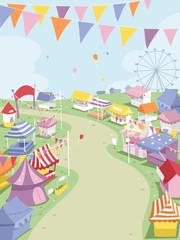 Festival Booths