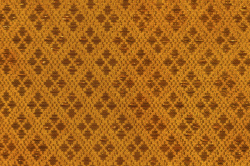 Thai silk fabric seamless knit pattern texture background.