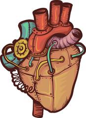 Steampunk Heart