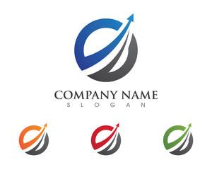 Business corporate Logo Template