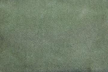 Rough Khaki Military Textile Or Pattern Background