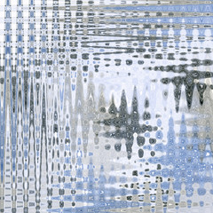 abstract graphic background in gray-blue tones