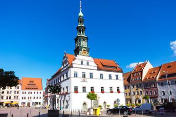 Pirna Rathaus, Saxony, Germany