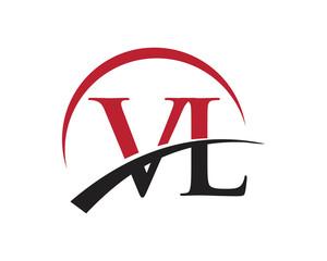 VL red letter logo swoosh
