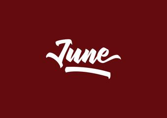 June Font