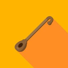 instrument veena flat