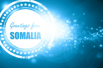 Somali photos royalty free images graphics vectors videos blue stamp on a glittering background greetings from somalia m4hsunfo