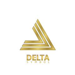 Golden Delta sign