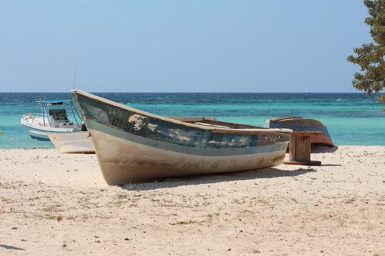 Boot in Cabo Rojo