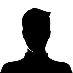 Profile picture vector