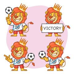 Lion Footballer Part 3