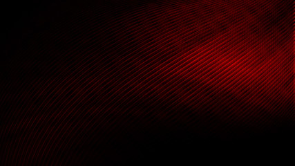 Abstract black and red stripes background