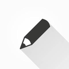 Pencil - vector icon.