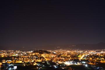 Podgorica, capital city of Montenegro