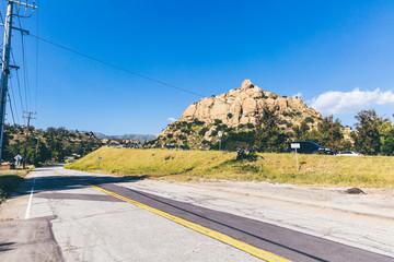 Rocky Peak, Simi Valley