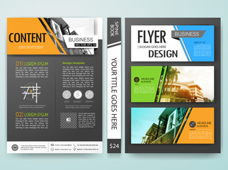 Vector brochure,magazine,modern flyers,cover,annual report,design template,flat square layout,abstract background in a4 size,To adapt for business poster,portfolio,website,presentation,illustration