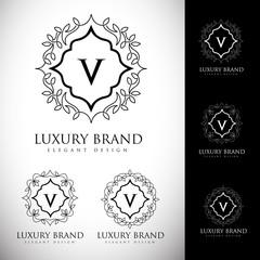 Luxury Logo Letters