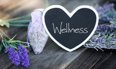 Wellness lavendel