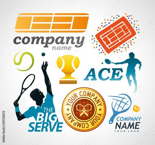 Tennis Logo Vectors Free Download  Vector Logos Logo