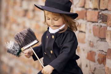 Chimney Sweep Girl