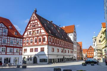 Nördlingen, Altstadt Fotomurales