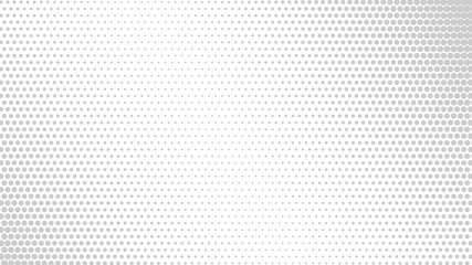 Abstract halftone dots background Wall mural
