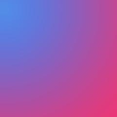 Gradient blue and purple color background