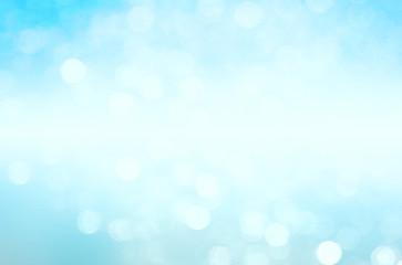 Blue background blur.