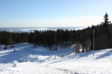 Blick auf den Olsofjord