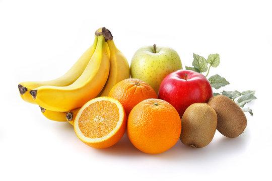 フルーツの集合 Fruit set