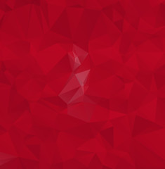Background geometric pattern of triangles