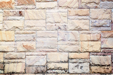 Modern stone texture wall background